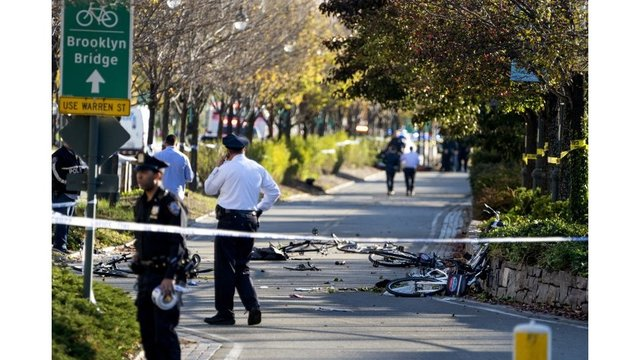 Argentina mourns 5 victims of NYC bicycle path attack
