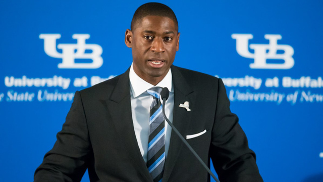 Auburn to hire Buffalo's Allen Greene as new athletic director