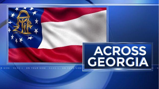 Stranger accused of spanking man's son in Georgia store