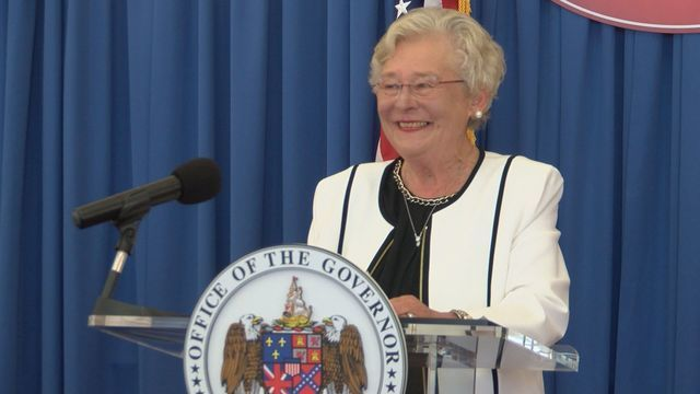 Kay Ivey kicks off campaign for Governor