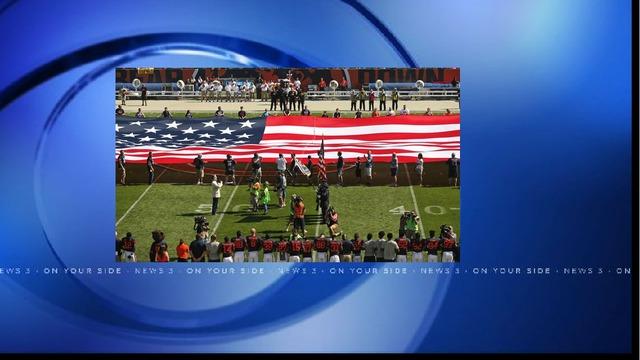 Goodell defends refusing veteran group's ad in Super Bowl program