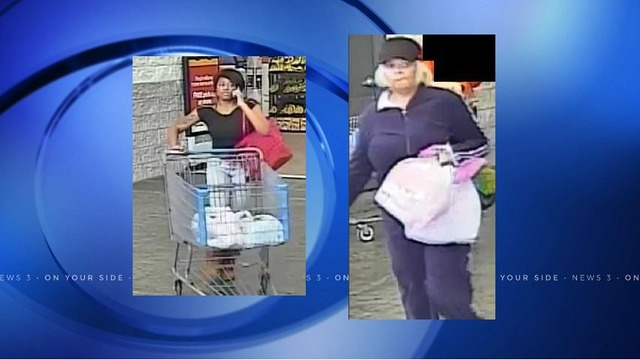 OPD searching for two women wanted in connection to using stolen credit card at various locations