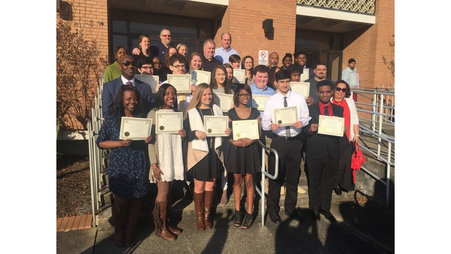 Students awarded for dual-enrollment studies