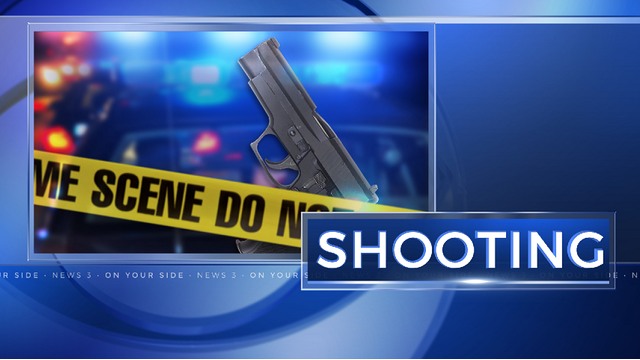 SHOOTING: Man recovering from being shot in the thigh Sunday