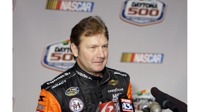 Former NASCAR driver arrested for attempted underage sex, police say
