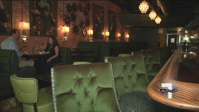 The Green Room Unveils New Look & Menu