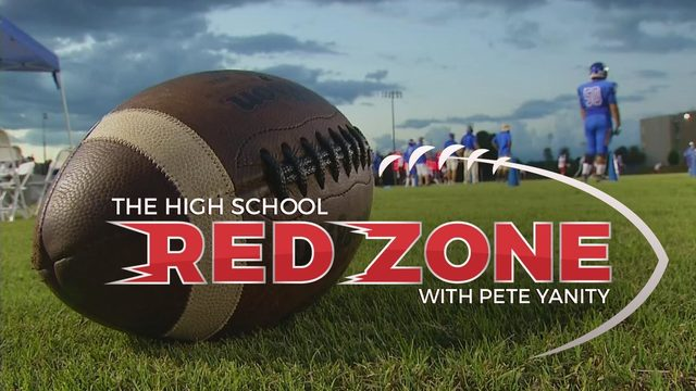 SCORES: High School Red Zone - Playoffs Week 4
