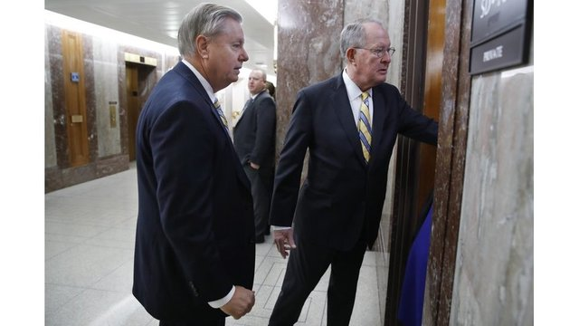 Senate leaders agree on plan to reopen gov't