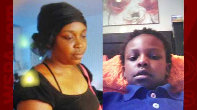Help find missing woman, 6-year-old in Greenville