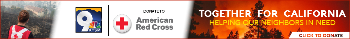 Red Cross Donations Banner
