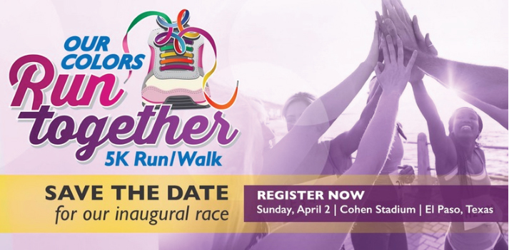 Our Colors Run Together Registration