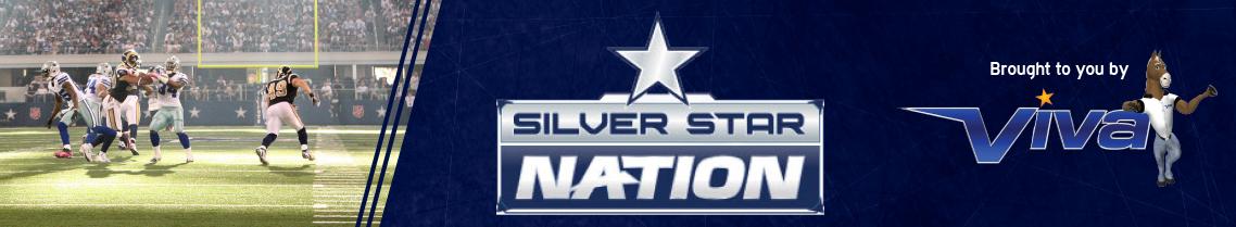 Silver Star Header