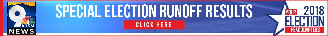 2018 Runoff Election Header