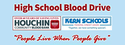 High School Blood Drive