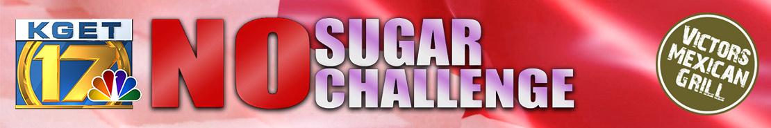 Take the KGET No Sugar Challenge