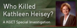 Who Killed Kathleen Heisey
