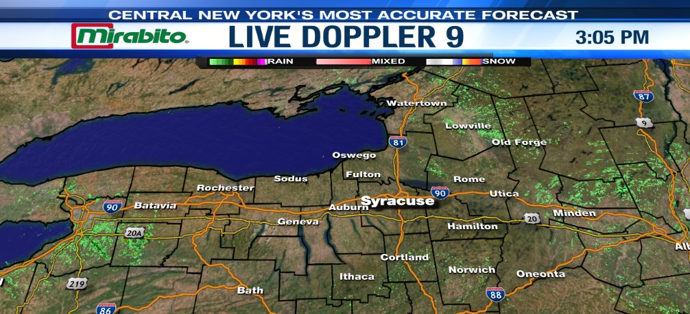 WSYR Live Doppler Radar