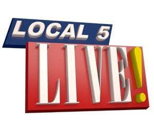Local 5 Live Logo