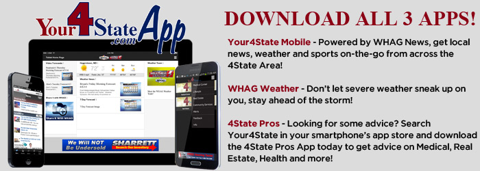 Download the Your 4 State and WHAG apps