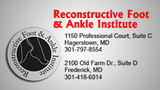 Reconstructive Foot and Ankle Institute