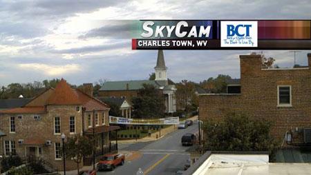 Bank of Charles Town Skycam