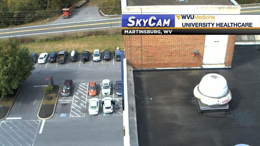 University Healthcare Skycam