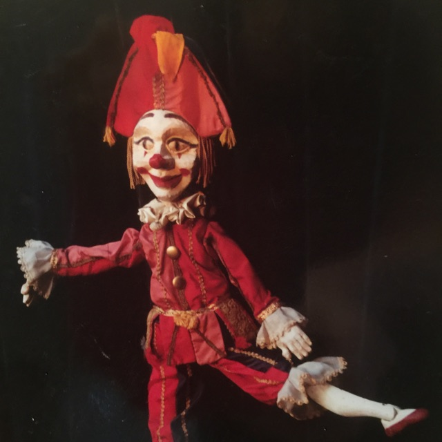 Paul Peabody and His Marionettes – Now on display!