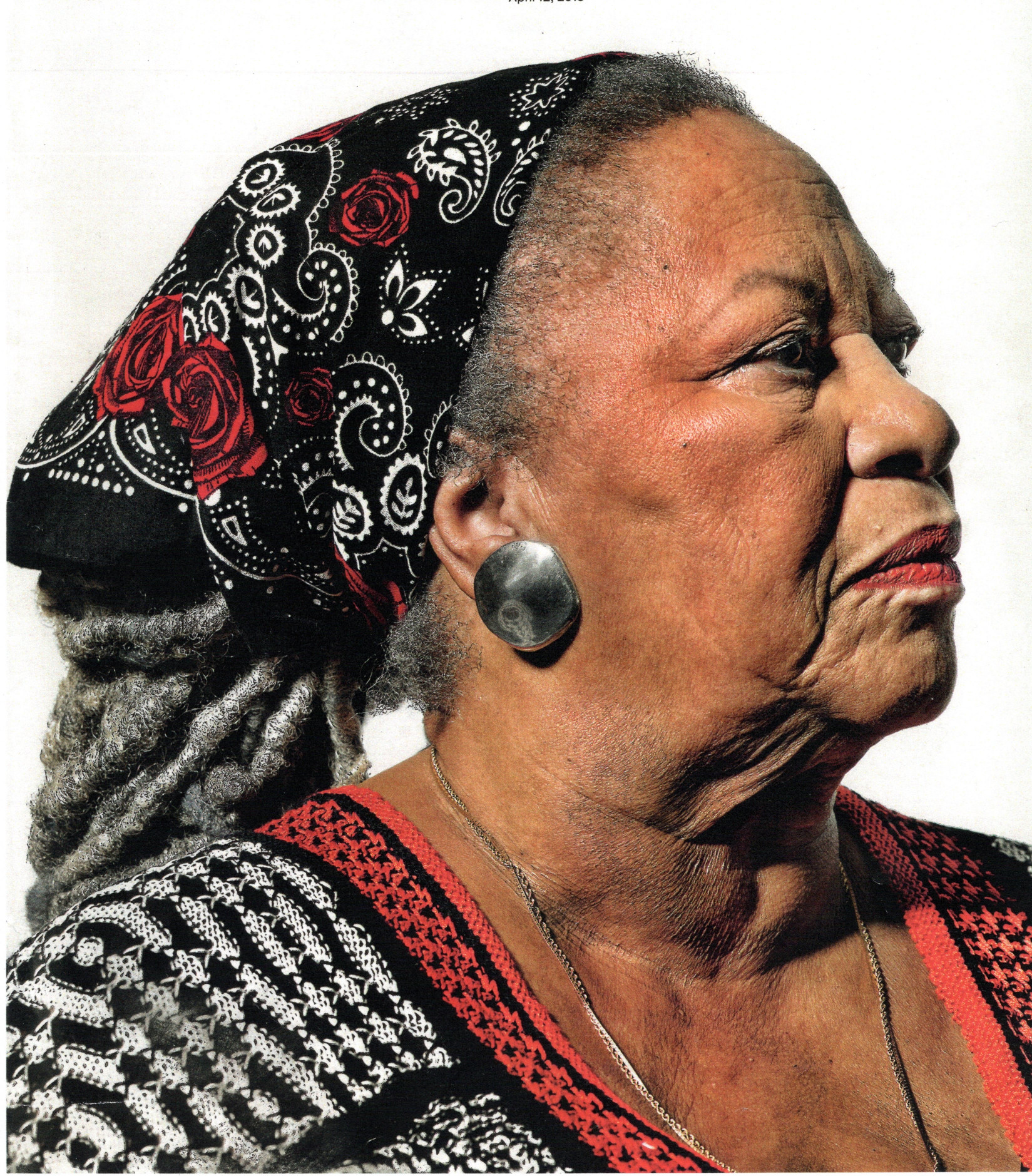 Exhibit Extended through September––    Toni Morrison: A Retrospective