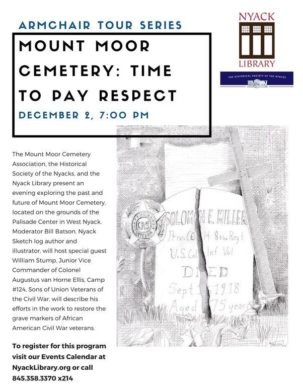 Armchair Tour: Mount Moor Cemetery – Time to Pay Respect