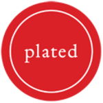 Plated logo 128