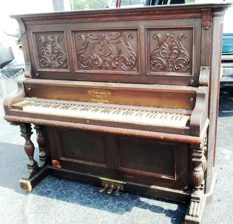 emerson cabinet grand piano - OpenSearch