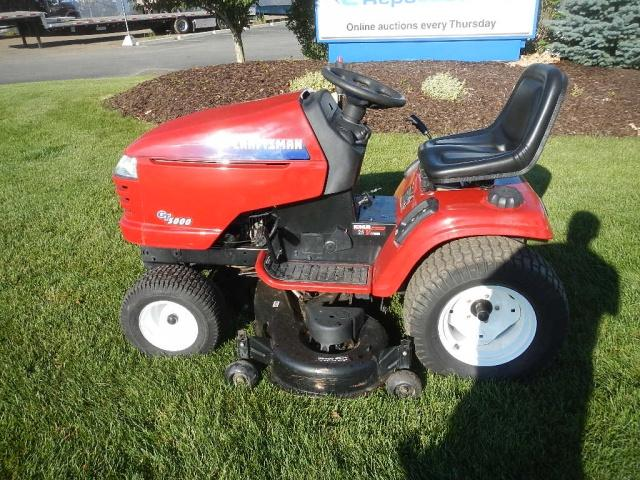 Craftsman Gt5000 Garden Tractor Manual : Craftsman gt kohler engine free