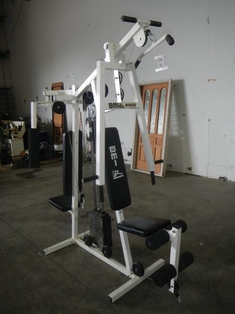 bmi 9000 weight machine
