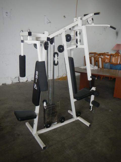 Bmi 9500 home Gym manual