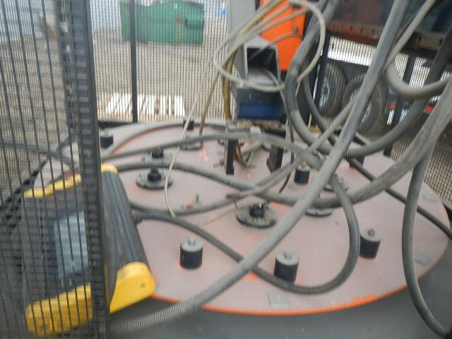 Mecatool mecamaster 90 10 robotic tool feeding machine came from work