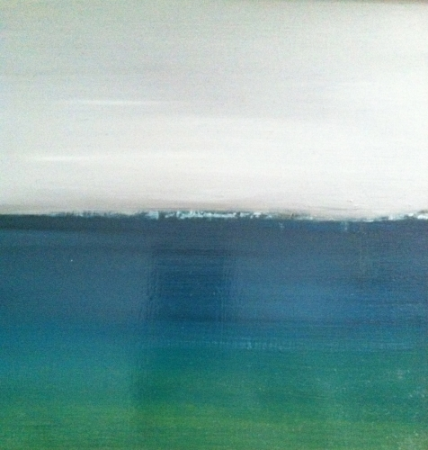 P-TOWN HORIZON II by leigh campion-mcinerney