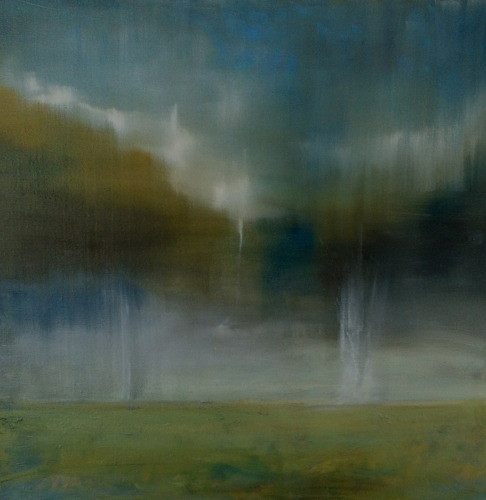 Painting--Oil-LandscapeBefogged