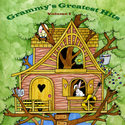 Grammie, hits, greatest, treehouse, tree, branch, guitar, gumdrop, bunny, bus, pail, HumptyDumpty, heart, window, colorful, animation, fun, songs, childrens', folk songs,  - Fantasy Painting