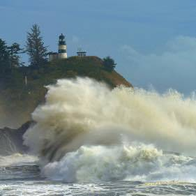 Cape Disappointment State Park Oceanscape Network