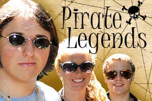 Piratelegendsad