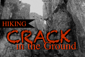 Hikingcrackinthegroundad