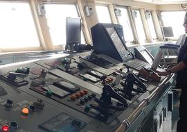 Axialseamountaboardshipbridge