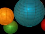 Nylon Chinese Lanterns