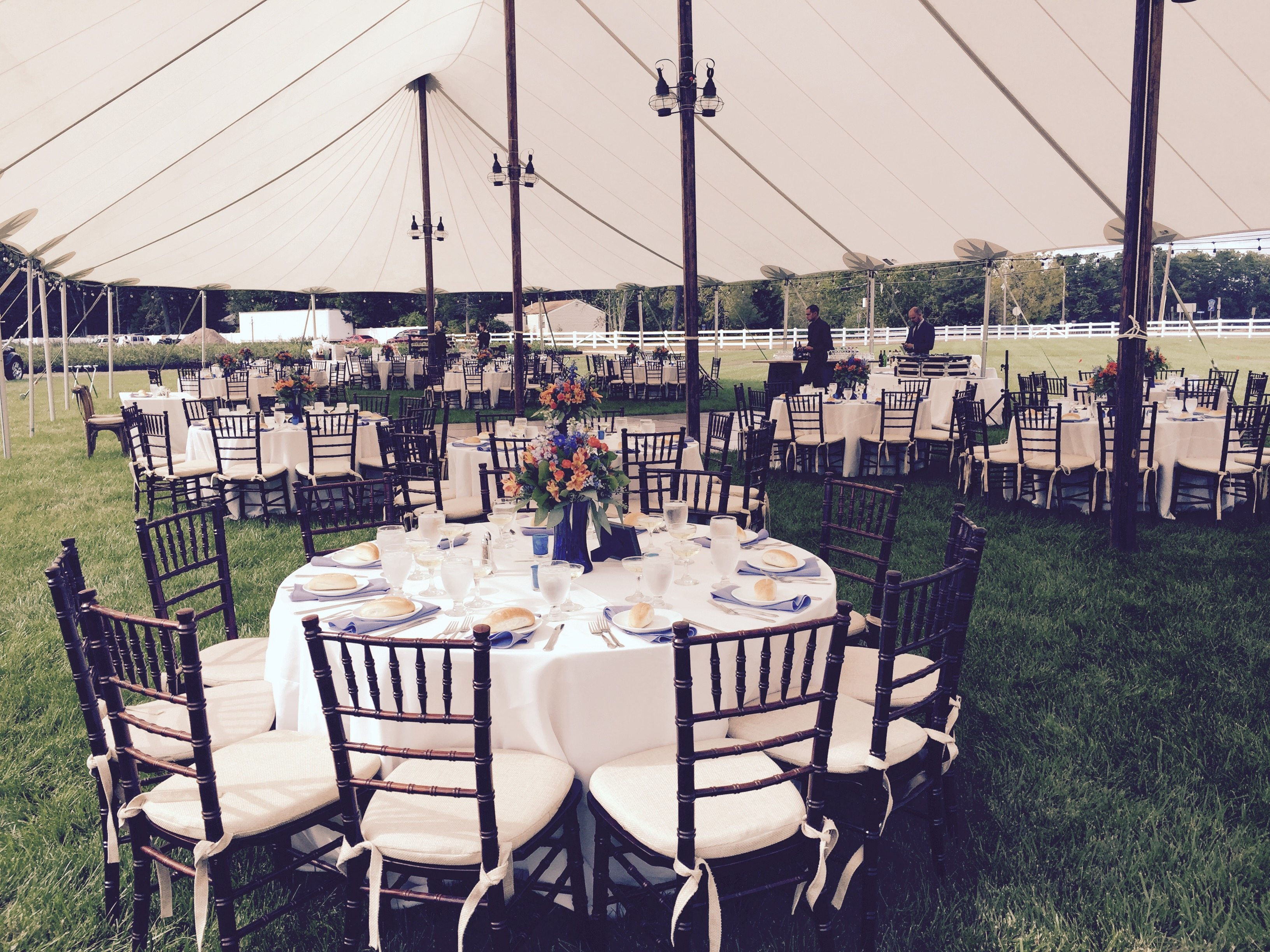 & Sail Cloth Wedding Tents at Farm Weddings - Ocean Tents