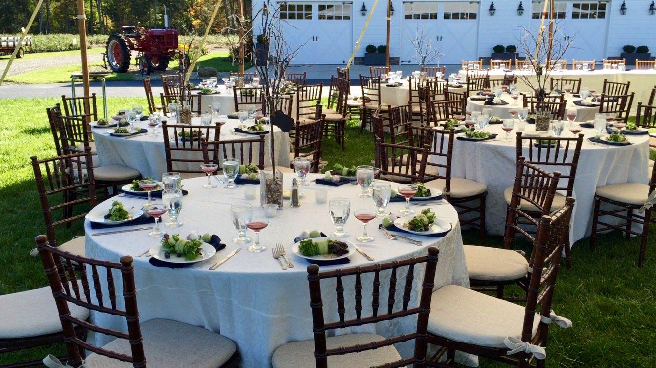 Oudoor Farm Wedding Venue Locations New Jersey