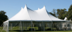 80' Wide Pole Tent