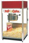 Popcorn, Pretzel & Funnel Cake