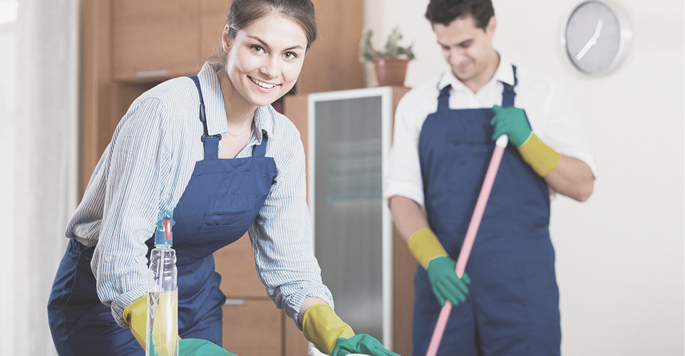 Bi-weekly cleaning service