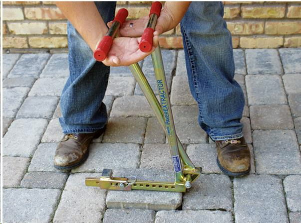 Paver Extractor