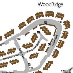 WoodRidge Map